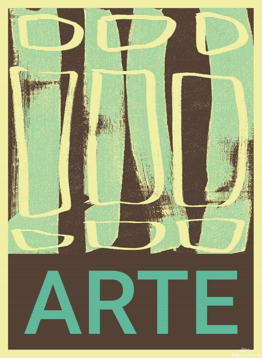 ARTE -13   Print